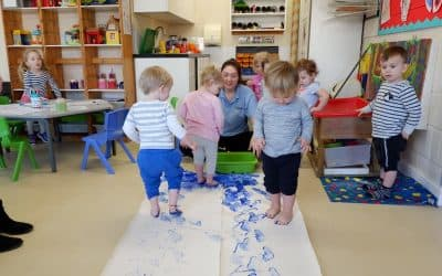 Blue Sky Day Nursery York… A hidden gem